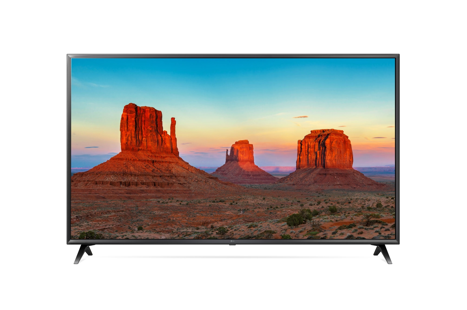 Телевизор LG 65UK6300 LED 65 Black, Smart TV, 16:9, 3840x2160, USB, HDMI, Wi-Fi, RJ-45, DVB-T2, C, S2 телевизор led 65 lg oled65e7v черный белый 3840x2160 120 гц wi fi smart tv rj 45 bluetooth widi