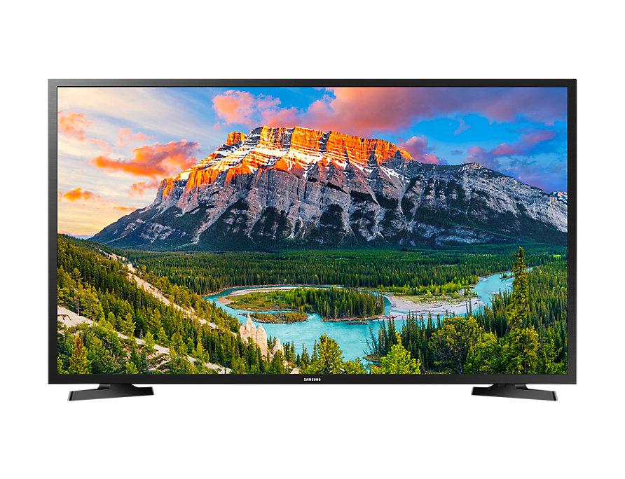 цена на Телевизор Samsung UE43N5000AUXRU LED 43 Black, 16:9, 1920x1080, USB,2xHDMI