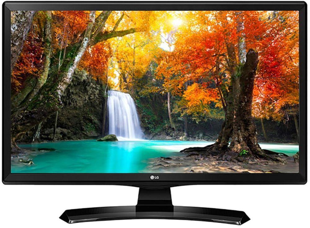 Телевизор LG 24TK410V-PZ LED 24 Black, 16:9, 1366х768, 5000000:1, 250 кд/м2, USB, HDMI, DVB-T2, C, S2 телевизор lg 24tk410v pz