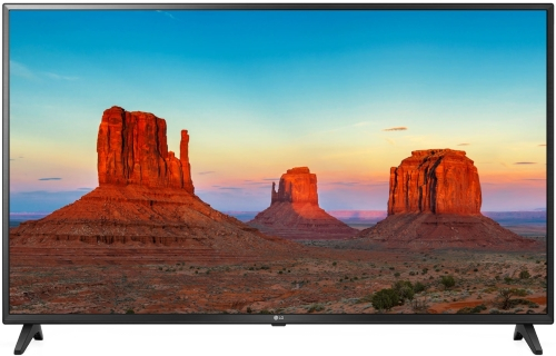 Телевизор LG 43UK6200 LED 43 Black, Smart TV, 16:9, 3840x2160, USB, HDMI, Wi-Fi, RJ-45, DVB-T, T2, C, S, S2