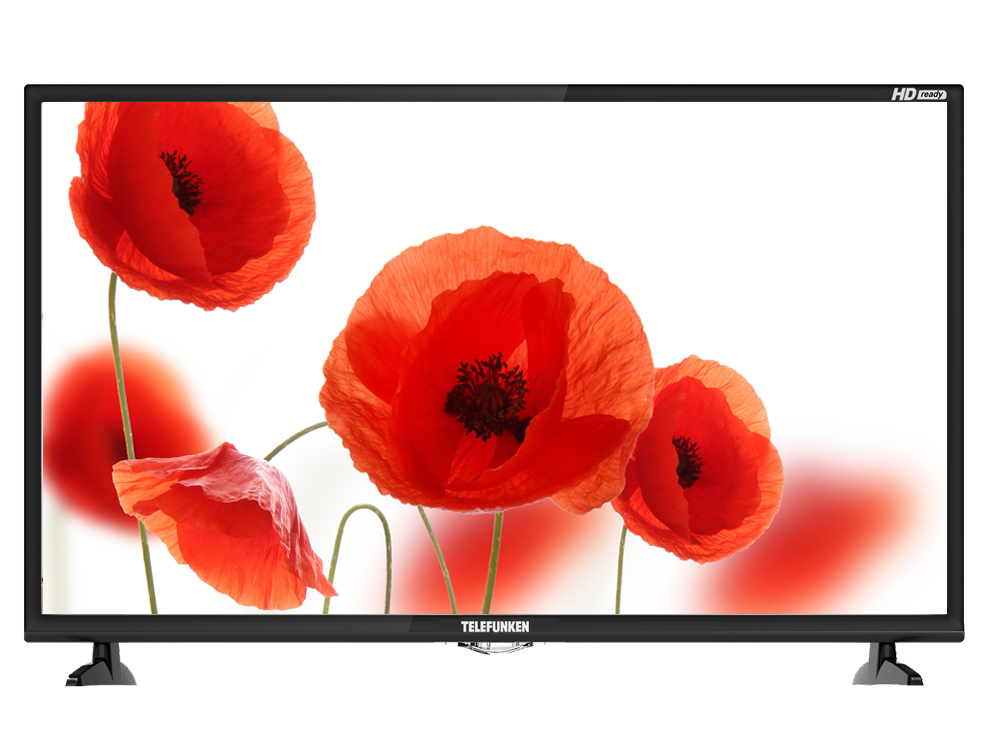 цена на Телевизор TELEFUNKEN TF-LED32S75T2 LED 32 Black, 16:9, 1366x768, 3000:1, 220 кд/м2, USB, 2xHDMI, AV, DVB-T, T2, C, S, S2
