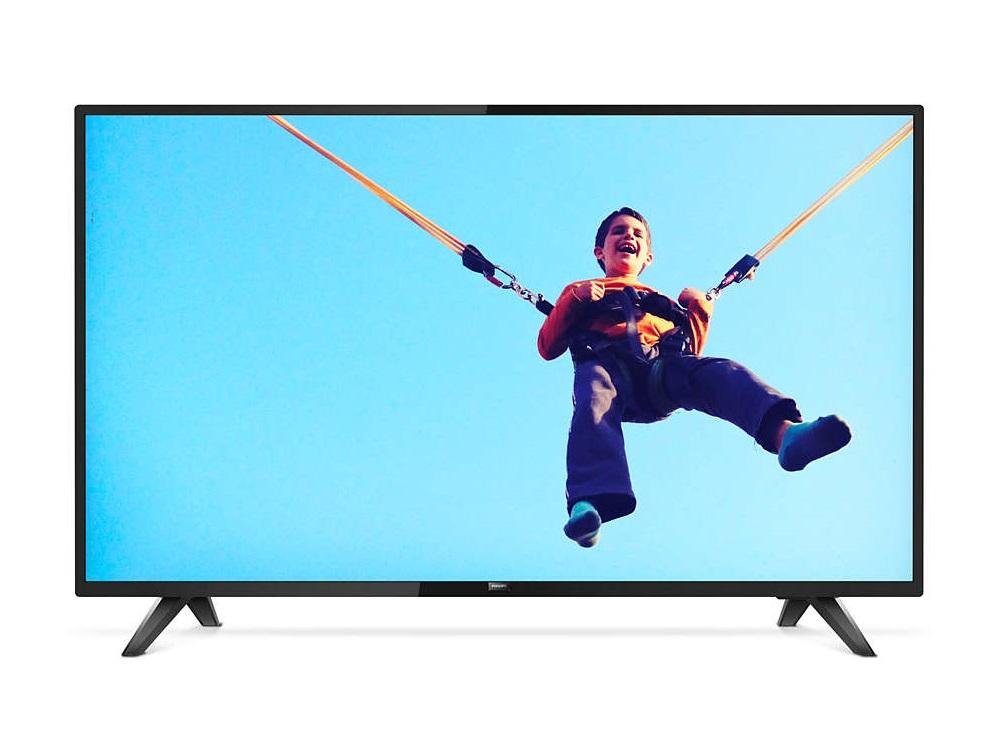 Телевизор Philips 43PFS5813/60 LED 43 Black, 16:9, 1920x1080, Smart TV, 250 кд/м2, USB, 2xHDMI, RJ-45, Wi-Fi, DVB-T, T2, C, S, S2 телевизор sony kdl 32we613 led 32 black 16 9 1920x1080 2xusb 2xhdmi av scart rj 45 wi fi dvb t t2 c