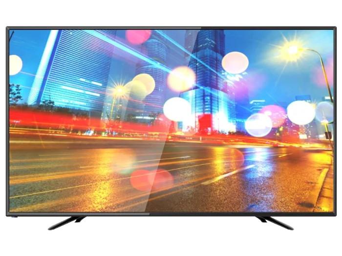 HTV-43F01-T2C/B телевизор hartens htv 43f01 t2c