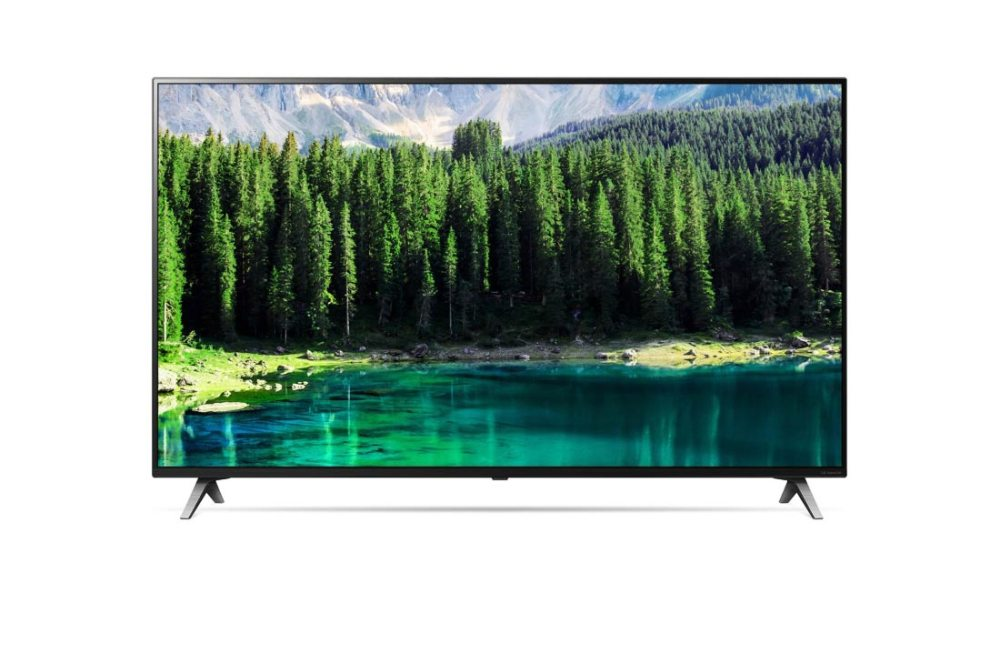 "Телевизор LG 49SM8500 LED 49"" White, Smart TV, 16:9, 3840 x 2160, USB, HDMI, Wi-Fi, RJ-45, DVB-T/T2, DVB-C, DVB-S/S2"