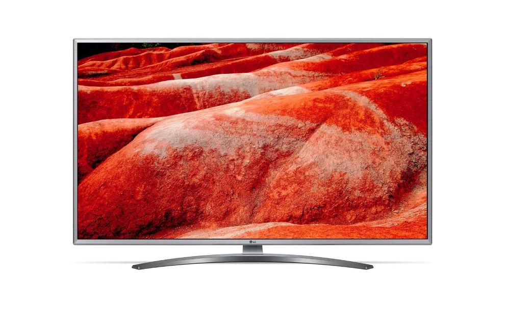 Телевизор LG 50UM7600 LED 50 Grey, 16:9, 3840x2160, Smart TV, 4xHDMI, 2xUSB, AV, RJ-45, Wi-Fi, DVB-T, T2, C, S, S2 lg 55uk7500plc dark grey телевизор