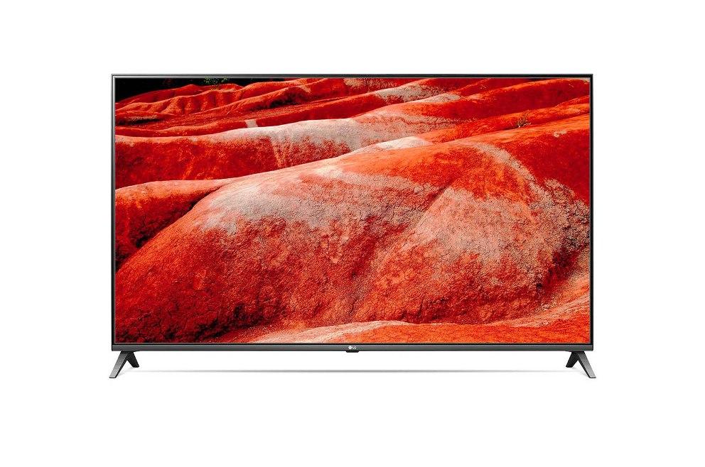 "Телевизор LG 55UM7510 LED 55"" Black, 16:9, 3840x2160, Smart TV, 4xHDMI, 2xUSB, AV, RJ-45, Wi-Fi, DVB-T, T2, C, S, S2"