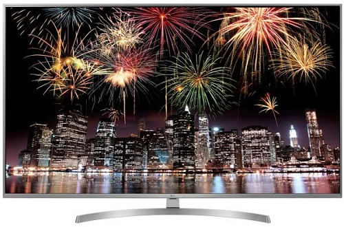 Телевизор LED 49 LG 49UK7550 телевизор lg 49uj740v титан