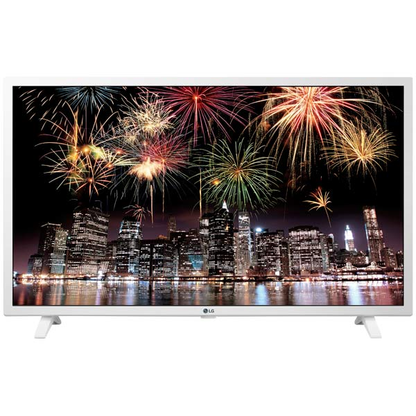цена на Телевизор LG 32LM6390 LED 32 White, Smart TV, 16:9, 1920x1080, USB, HDMI, Wi-Fi, RJ-45, DVB-T, T2, C, S, S2