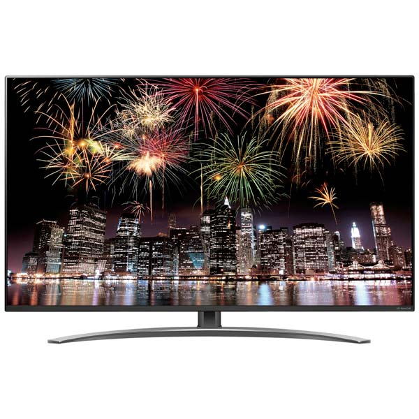 "Телевизор LG 49SM9000 LED 49"" Black, Smart TV, 16:9, 3840x2160, USB, HDMI, Wi-Fi, RJ-45, DVB-T, T2, C, S, S2"