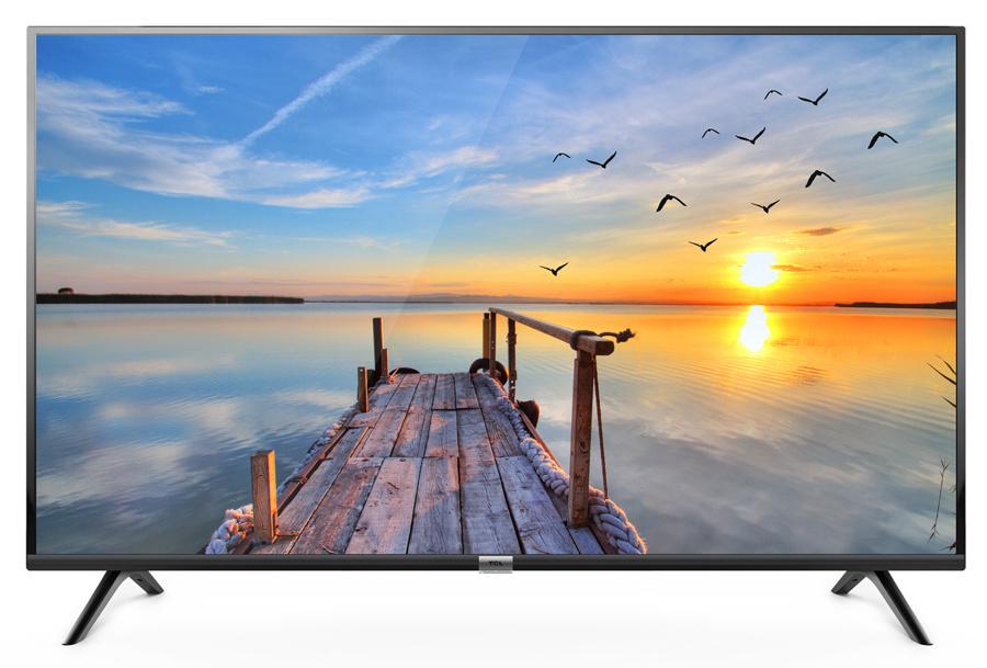 """Телевизор TCL L40S6500 LED 40"""" Black, Smart TV, 16:9, 1920x1080, 4000:1, 250 кд/м2, USB, HDMI, Wi-Fi, RJ-45, DVB-T, T2, C, S, S2"""