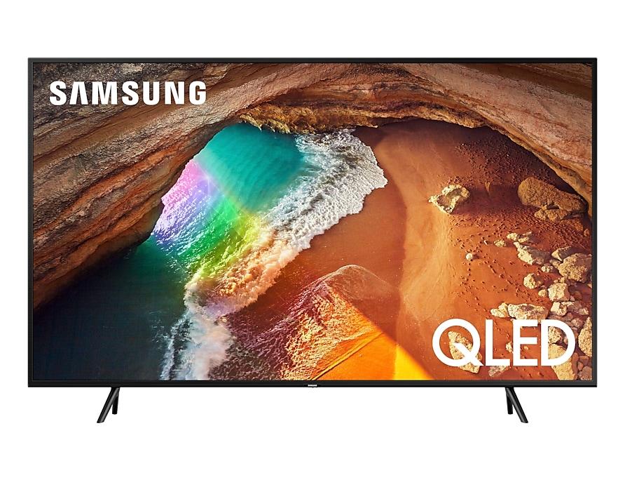 лучшая цена Телевизор Samsung QE49Q60RAUXRU QLED 49