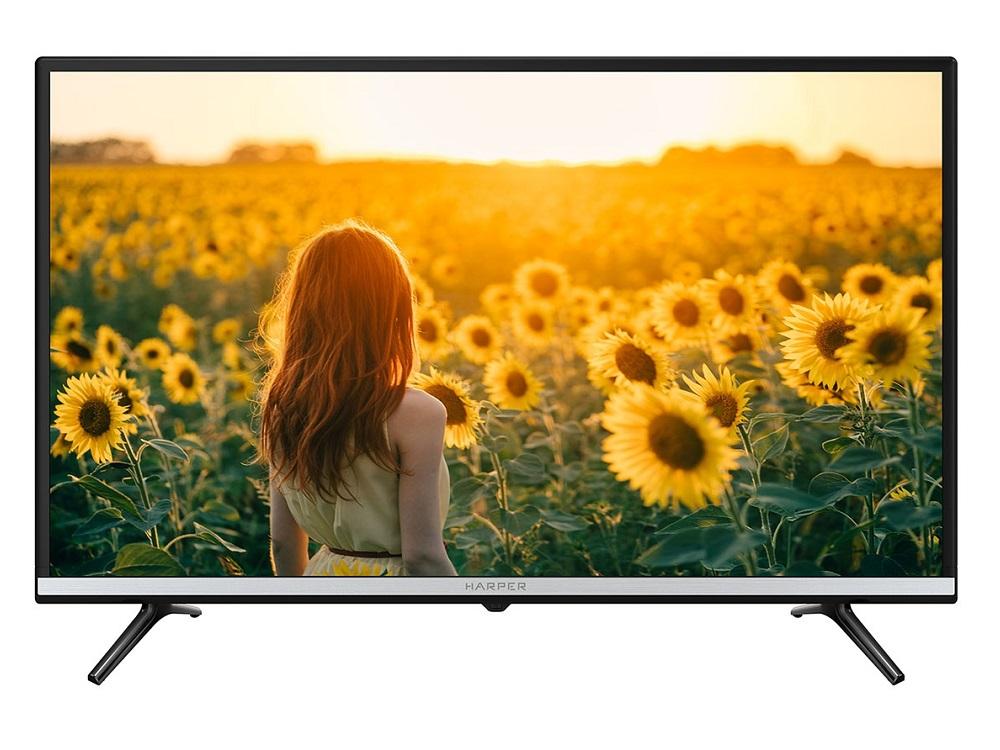 Телевизор HARPER 28R750T LED 28 Black, 16:9, 1366х768, 60000:1, 210 кд/м2, USB, HDMI, AV, DVB-T, T2, C, S2
