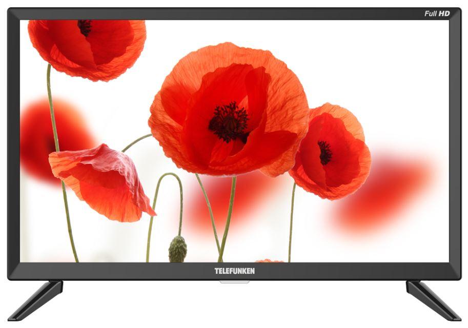 Фото - Телевизор Telefunken TF-LED22S01T2 LED 21,5 Black, noSmart TV, 16:9, 1920x1080, 4000:1, 180 кд/м2, USB, HDMI, AV, noWi-Fi, DVB-T, T2, C трансмиссионное масло mobil 1 л 152648
