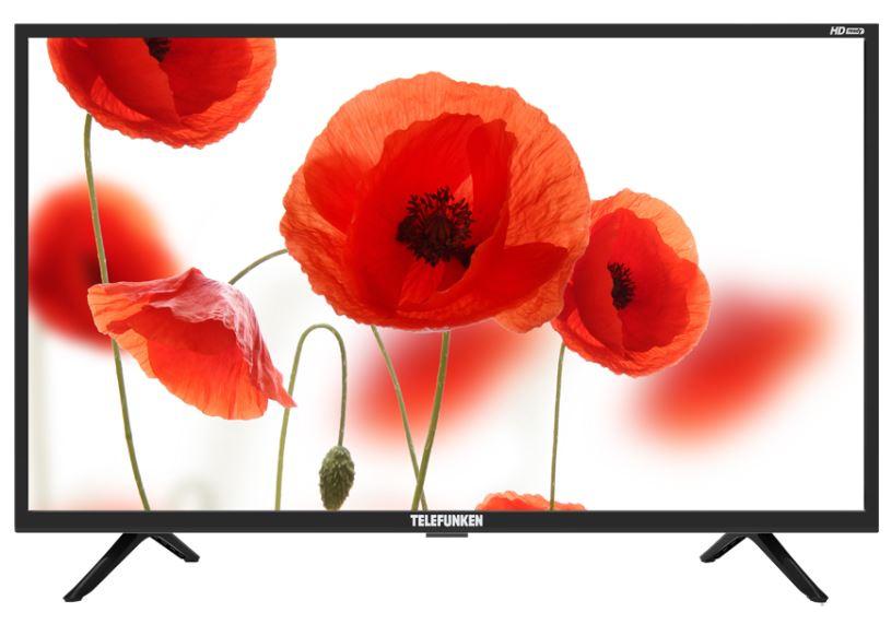 Фото - Телевизор Telefunken TF-LED32S24T2 LED 31,5 Black, noSmart TV, 16:9, 1366х768, 3000:1, 270 кд/м2, USB, HDMI, AV, noWi-Fi, DVB-T, T2, C трансмиссионное масло mobil 1 л 152648
