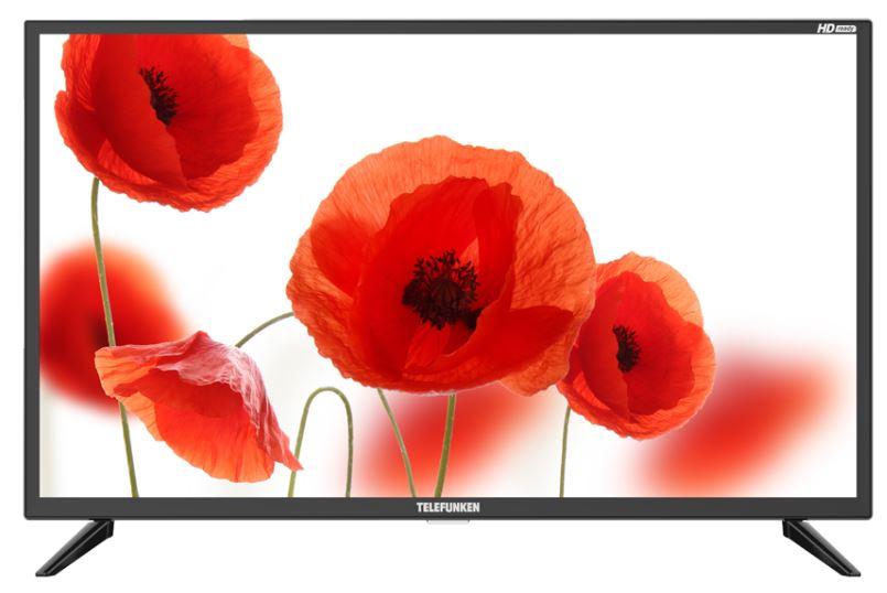 Телевизор Telefunken TF-LED32S99T2 LED 31,5 Black, noSmart TV, 16:9, 1366х768, 3000:1, 210 кд/м2, USB, HDMI, AV, noWi-Fi, DVB-T, T2, C телевизор telefunken tf led32s52t2s led 31 5 black smart tv 16 9 1366х768 5 000 1 330 кд м2 usb hdmi wi fi rj 45 dvb t t2 c