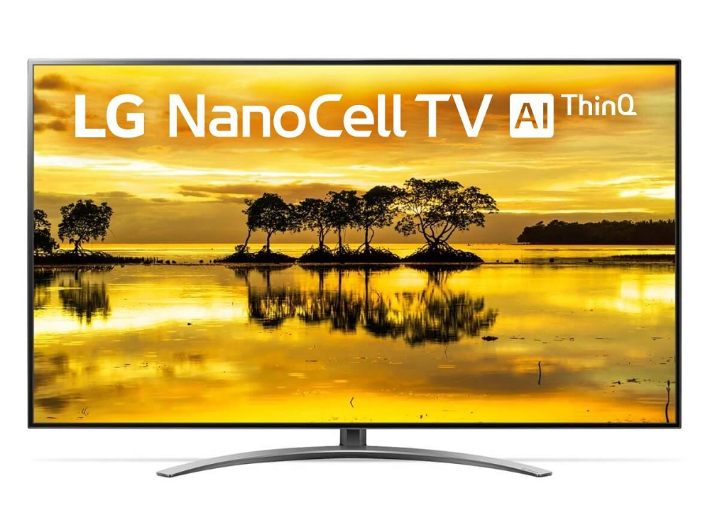"Телевизор LG 65SM9010 LED 65"" Black, Smart TV, 16:9, 3840x2160, USB, HDMI, Wi-Fi, RJ-45, DVB-T, T2, C, S, S2"
