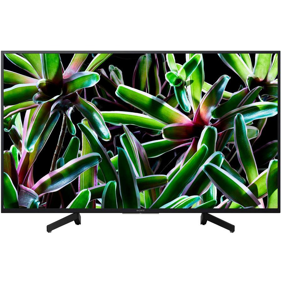 Телевизор Sony KD-55XG7005BR LED 55 Black, Smart TV, 16:9, 3840x2160, USB, HDMI, AV, Wi-Fi, RJ-45, DVB-T, T2, C, S, S2 sony kd 65xf7596 tv