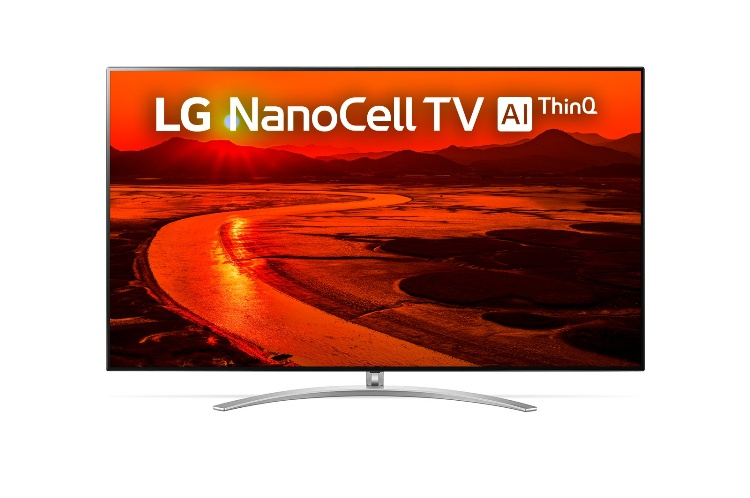 "Телевизор LG 65SM9800 LED 65"" Black, Smart TV, 16:9, 3840x2160, USB, HDMI, noVGA, noAV, Wi-Fi, RJ-45, DVB-T, T2, C, S, S2"