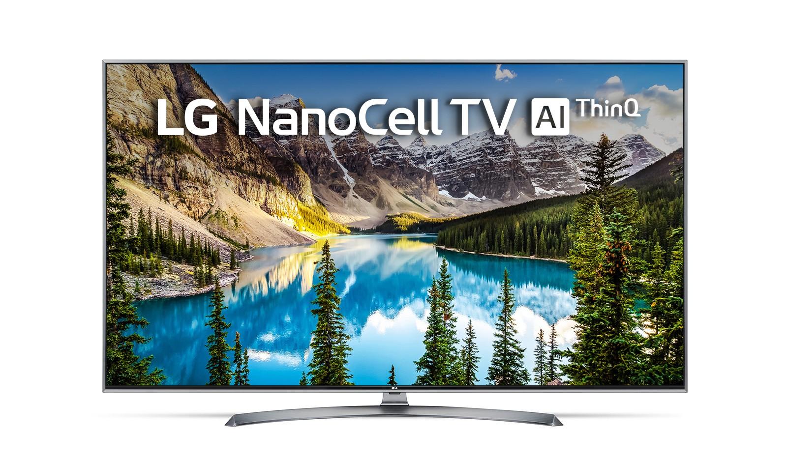 цена на Телевизор LG 43UJ750V LED 43 Titanium, Smart TV, 16:9, 3840x2160, USB, HDMI, AV, Wi-Fi, RJ-45, DVB-T2, C, S2