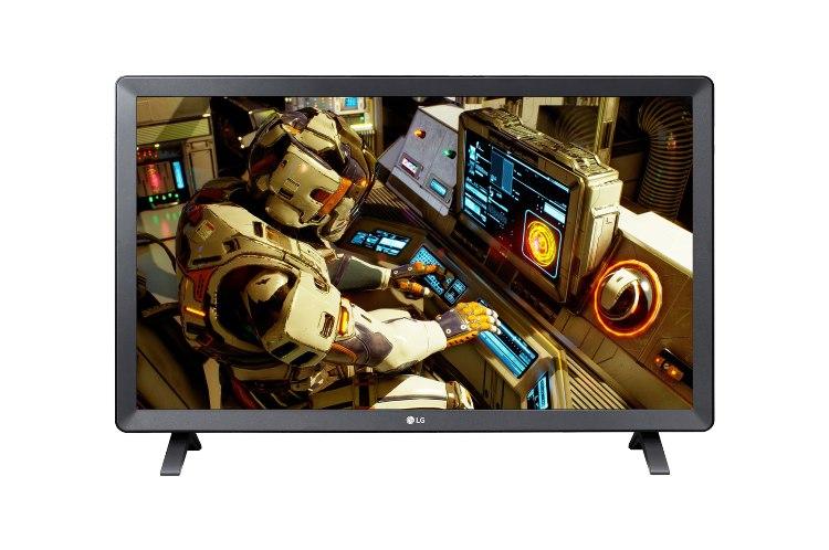 Фото - Телевизор LG 24TL520V-PZ LED 24 Black, noSmart TV, 16:9, 1366х768, 1000:1, 250 кд/м2, USB, HDMI, DVB-T, T2, C, S2 телевизор lg 43lj510v 43 black 1920x1080 usb hdmi dvb t2 c s2