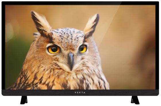 Фото - Телевизор Vekta LD-24SF6015BT LED 24 Black, 16:9, 1920x1080, 1000:1, 210 кд/м2, USB, HDMI, VGA, AV, DVB-T, T2, C, S2 телевизор shivaki stv 49led16 led 49 silver 16 9 1920x1080 3000 1 250 кд м2 2xusb vga 3xhdmi scart av dvb t t2 c s2