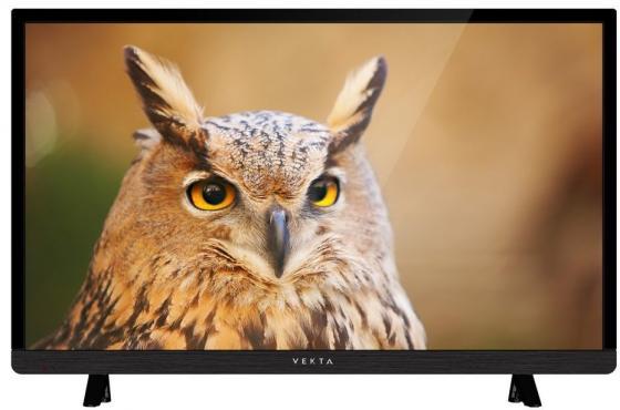 Фото - Телевизор Vekta LD-22SF6015BT LED 22 Black, 16:9, 1920x1080, 1000:1, 210 кд/м2, USB, HDMI, VGA, AV, DVB-T, T2, C, S2 телевизор shivaki stv 49led16 led 49 silver 16 9 1920x1080 3000 1 250 кд м2 2xusb vga 3xhdmi scart av dvb t t2 c s2