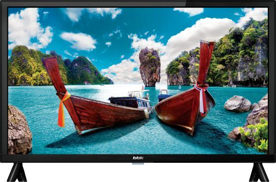 цена на Телевизор BBK 24LEM-1058/T2C LED 24 Black, 16:9, 1366х768, 1000:1, 200 кд/м2, USB, HDMI, VGA, AV,DVB-T, T2, C