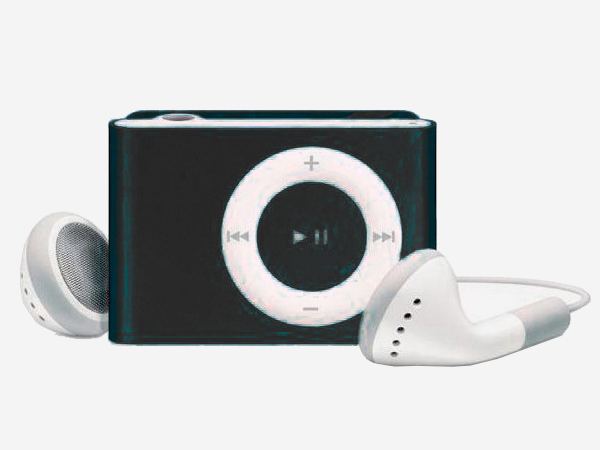Цифровой аудио плеер Perfeo Music Clip Titanium, чёрный (VI-M001 Black) цена