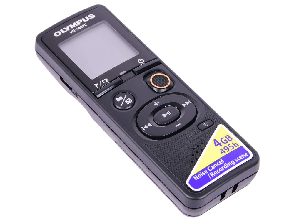 Диктофон Olympus VN-540PC Цифровой диктофон 4Гб, USB