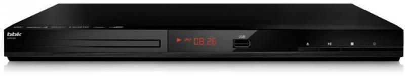 Проигрыватель DVD BBK DVP036S караоке черный dvd проигрыватель 3d