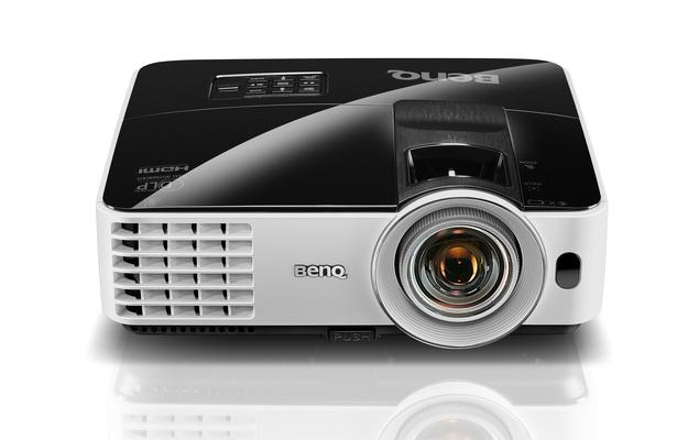 лучшая цена Проектор BenQ MX631ST DLP 1024x768 3200 ANSI Lm 13000:1 VGA HDMI S-Video RS-232 USB 9H.JE177.13E