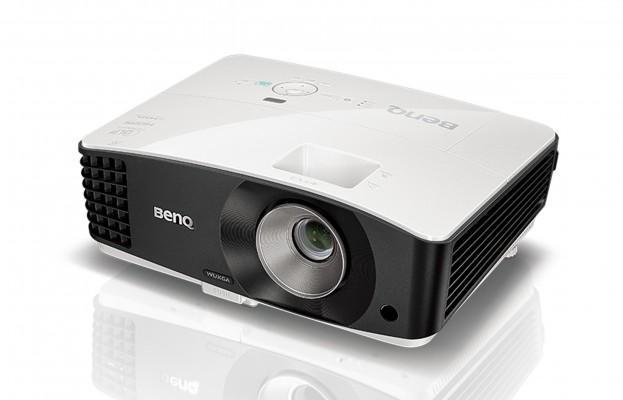 Проектор BENQ MU706 1920x1200 4000 люмен 20000:1 черный белый цена и фото