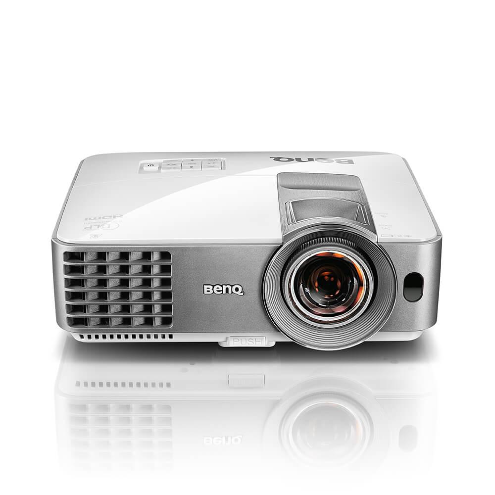 Фото - Проектор BenQ MW632ST Black DLP / 1280 х 800 / 16:10 / 3200 Lm / 13000:1 мультимедийный проектор benq ms527 dlp 3300lm 13000 1 4500час 1xhdmi 1 9кг