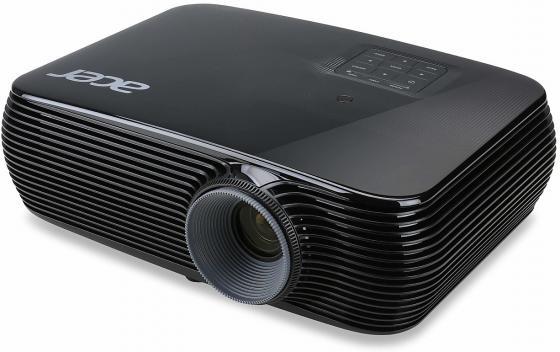 лучшая цена Проектор Acer X1326WH DLP 1280x800 4000 люмен 20000:1 черный MR.JP911.001