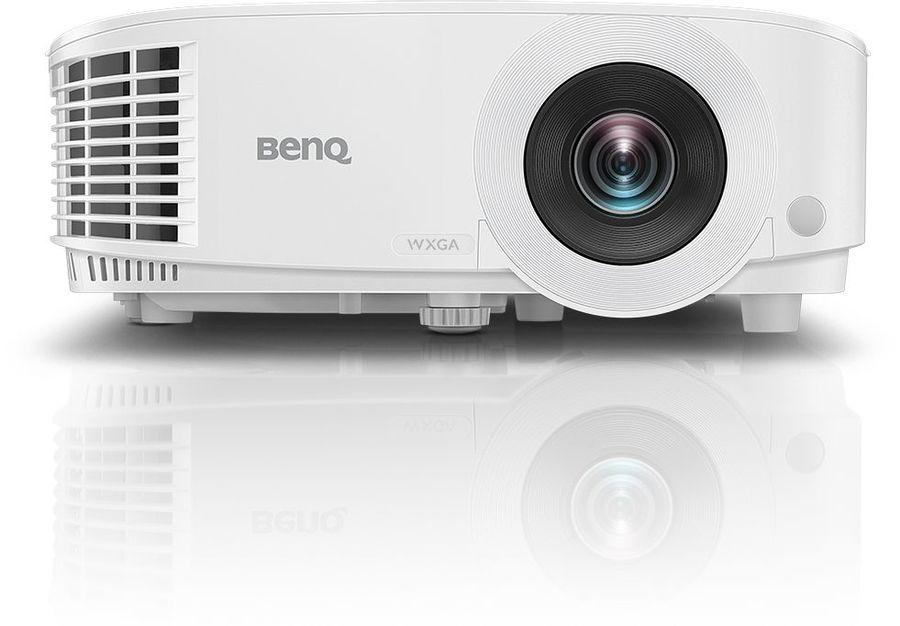 Фото - Мультимедийный проектор BenQ MW612 White DLP / 1280 х 800 / 16:10 / 4000 Lm / 20000:1 мультимедийный проектор benq ms506