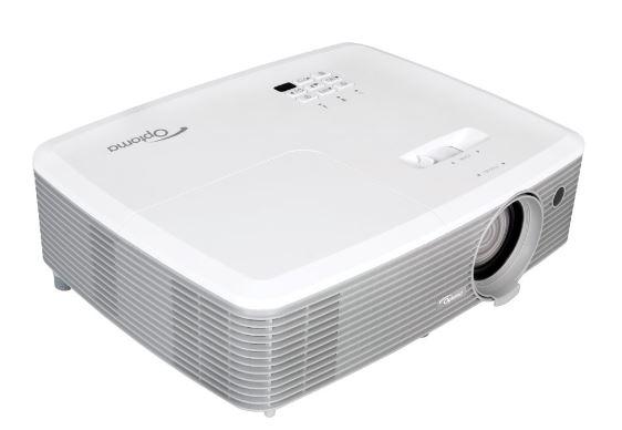 лучшая цена Проектор Optoma X400 White DLP / 1024 х 768 / 4:3 / 4000 Lm / 22000:1