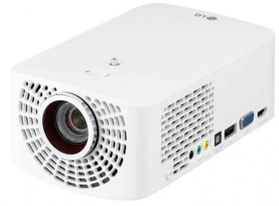 Проектор LG PF1500G DLP 1920x1080 1400 ANSI Lm 150000:1 HDMI USB цена