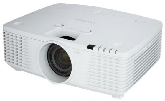 лучшая цена Проектор Viewsonic Pro9800WUL DLP 1920x1200 5500ANSI Lm 6000:1 VGA DVI HDMI USB RS-232 белый VS16508