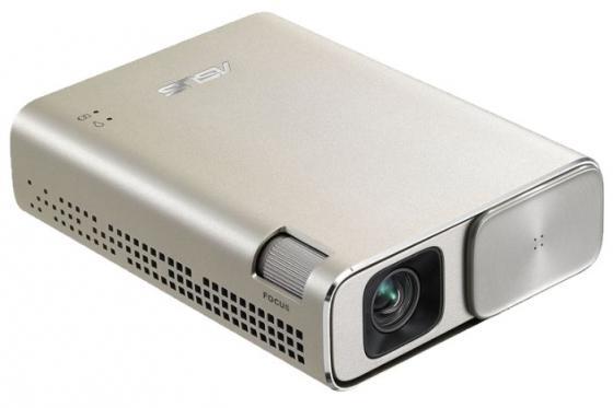Фото - Проектор Asus ZenBeam E1Z DLP 854x480 150Lm 3500:1 MicroUSB 90LJ0080-B01520 проектор asus zenbeam e1z