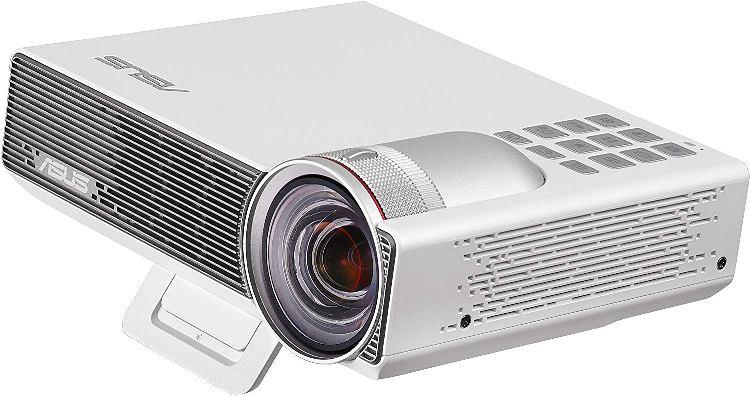 Проектор ASUS P3B White DLP / 1280 х 800 / 16:10 / 800 Lm / 100000:1 стоимость