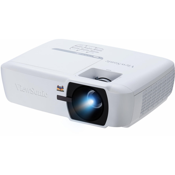 лучшая цена Проектор Viewsonic PA505W White DLP 3D Ready / 1280 х 800 / 3500 Lm / 22000:1