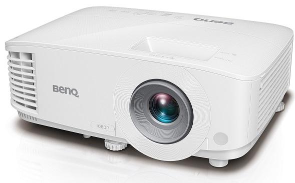 Фото - Проектор BenQ MH733 White DLP 3D Ready / 1920 x 1080 / 16:9 / 4000 Lm / 16000:1 очки 3d palmexx px 101plus 3d px 101 dlp link