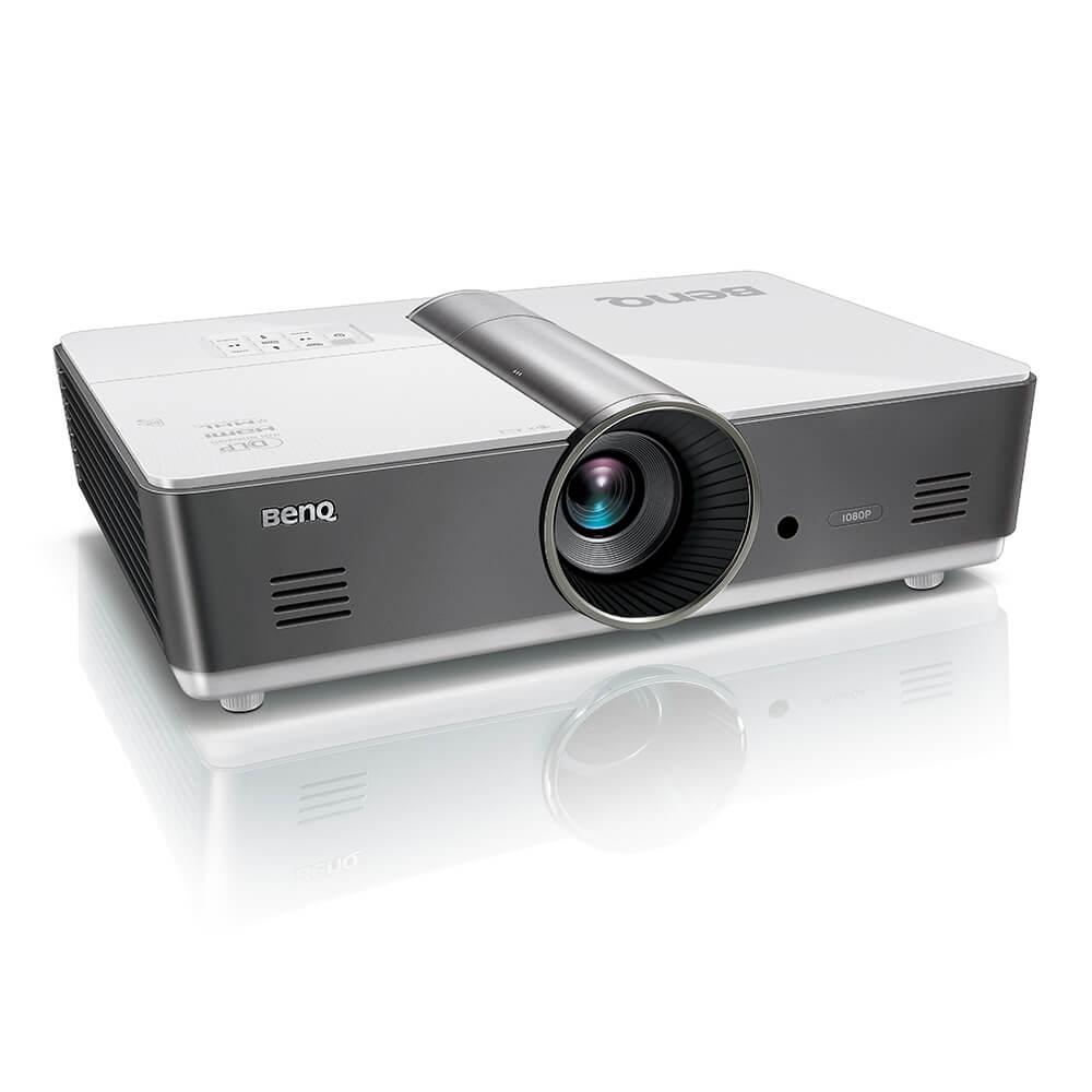 Фото - Проектор BenQ MH760 White/Gray DLP 3D Ready / 1920 x 1080 / 16:9 / 5000 Lm / 3000:1 проектор