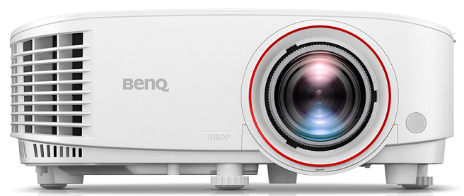Фото - Мультимедийный проектор BenQ TH671ST White DLP / 1920 x 1080 / 16:9 / 3000 Lm / 10000:1 мультимедийный проектор benq ms506