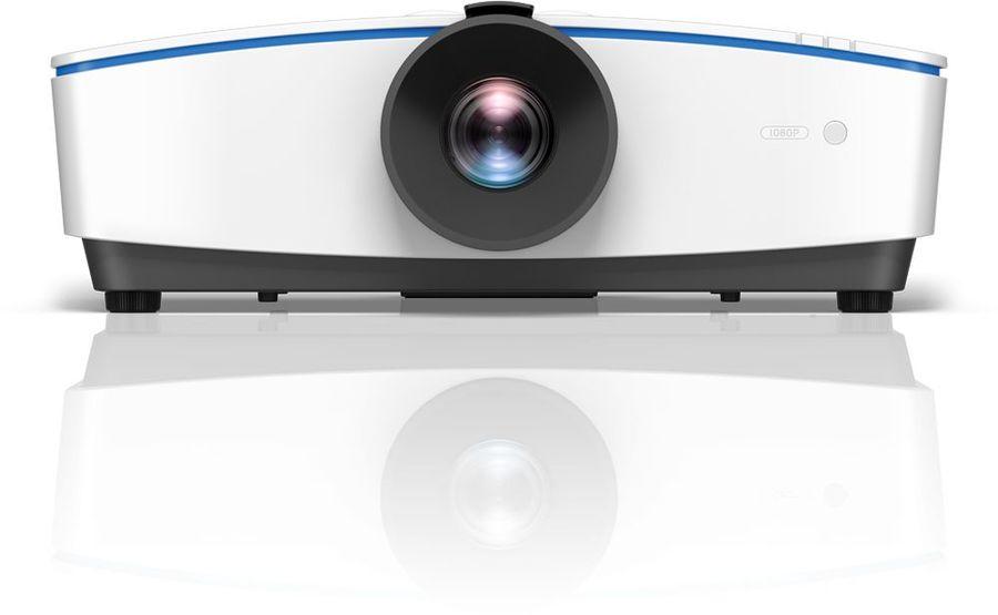 Фото - Мультимедийный проектор BenQ LH770 White DLP / 1920 x 1080 / 16:9 / 5000 Lm / 3 000 000:1 мультимедийный проектор benq ms527 dlp 3300lm 13000 1 4500час 1xhdmi 1 9кг
