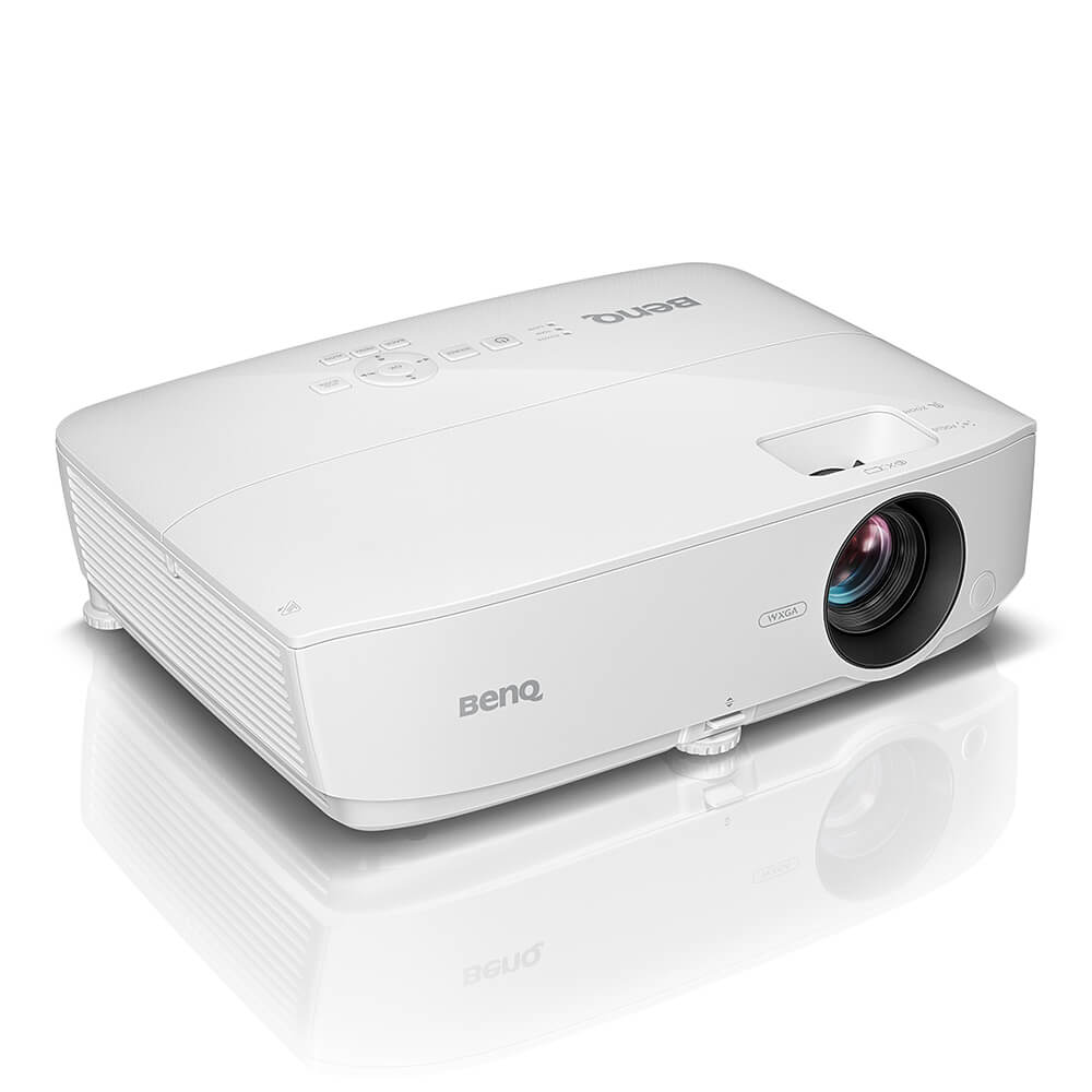 Фото - Проектор BenQ MW535 White DLP 3D Ready / 1280 х 800 / 16:10 / 3600 Lm / 15000:1 проектор