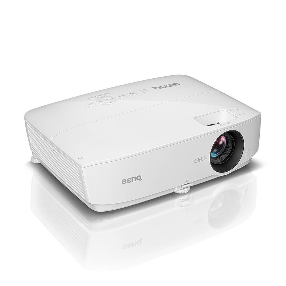 Фото - Проектор BenQ MH535 White DLP 3D Ready / 1920 x 1080 / 16:9 / 3500 Lm / 15000:1 очки 3d palmexx px 101plus 3d px 101 dlp link