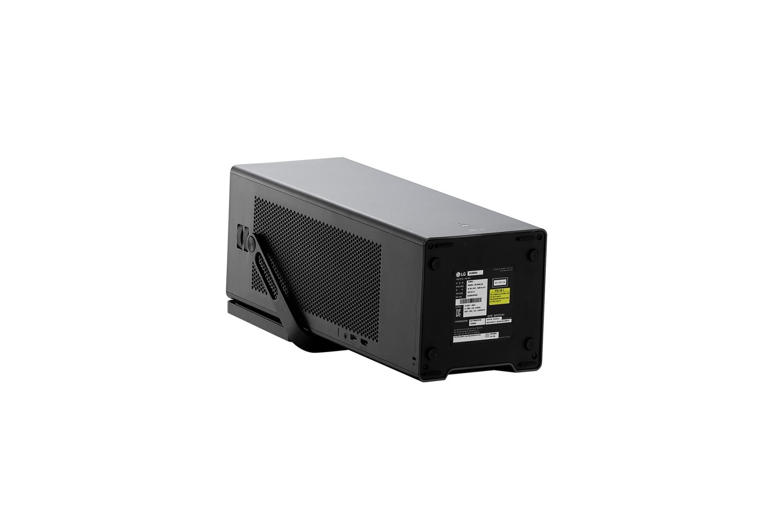 Картинка для Проектор LG HU80KG DLP 2500Lm (3840x2160) 150000:1 ресурс лампы:20000часов 2xUSB typeA 2xHDMI 6.7кг