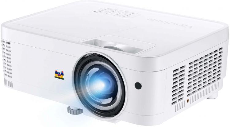 Фото - Проектор Viewsonic PS501W White DLP / 1280 х 800 / 16:10 / 3500 Lm / 22000:1 проектор