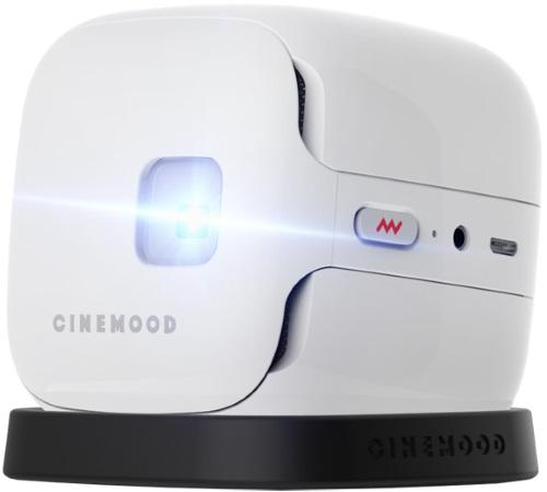 Фото - Мини проектор CINEMOOD МУЛЬТиКУБИК (CNMD0016SE) White DLP / 16:9 / 1000:1 alexander wang мини юбка